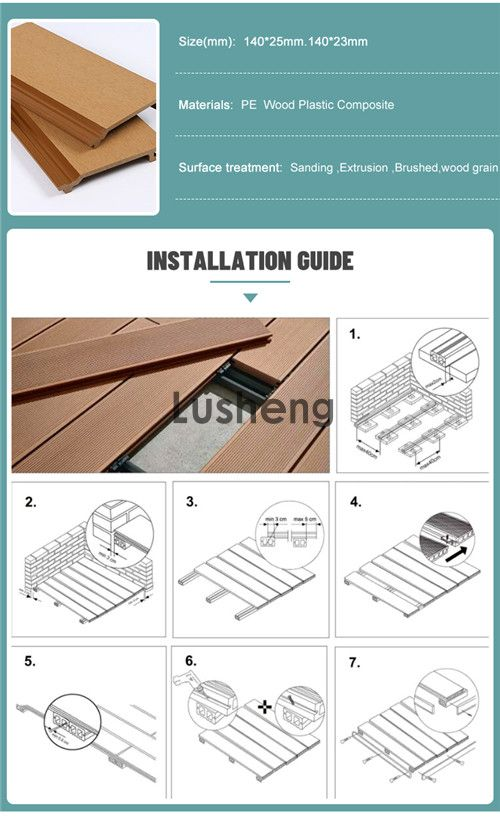 outdoor wpc wall panel is a hot product(图6)
