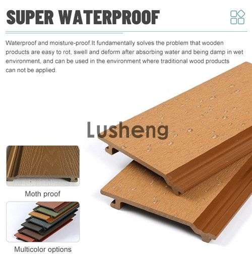 outdoor wpc wall panel is a hot product(图4)